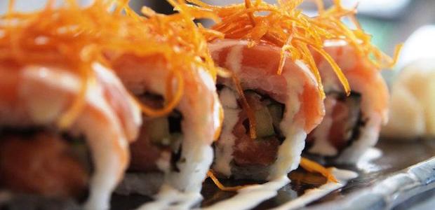Ronda14, sushi en Avilés – Asturias