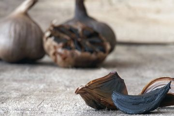 El ajo negro y sus milagrosas virtudes