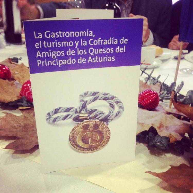 Cofradía de Amigos de los Quesos de Asturias