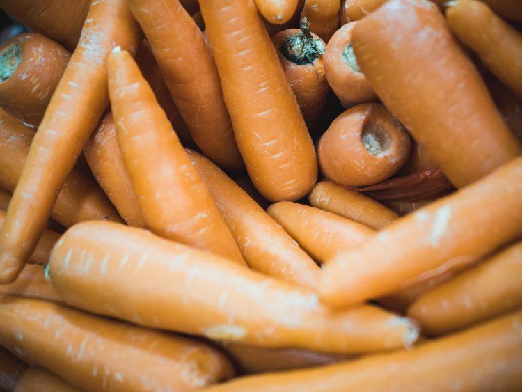 Bizcocho de zanahoria para carrot cake