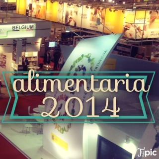 Alimentaria 2014 por GdeGastronomía