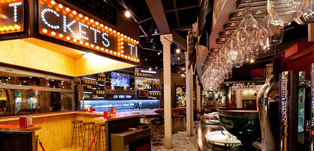 Tickets bar, espectáculo gastronómico 360º