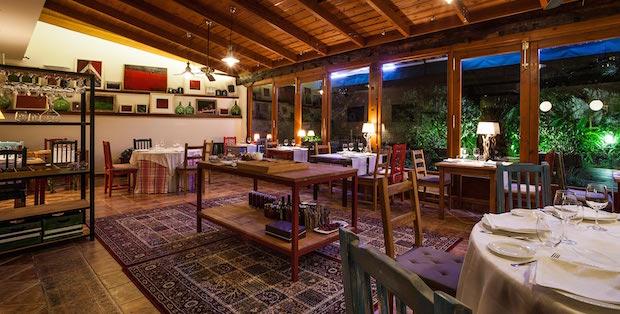 Restaurante Cabo Vidio en Cudillero