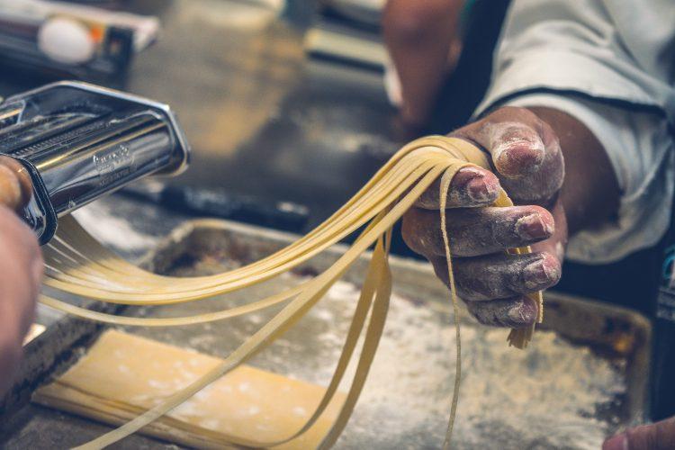 Cómo hacer pasta casera