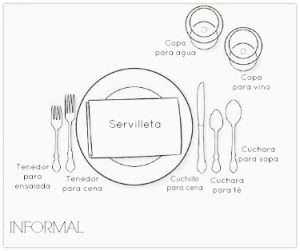 mesa informal