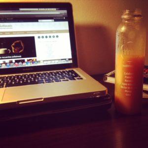 Trabajando en el post de Drink 6