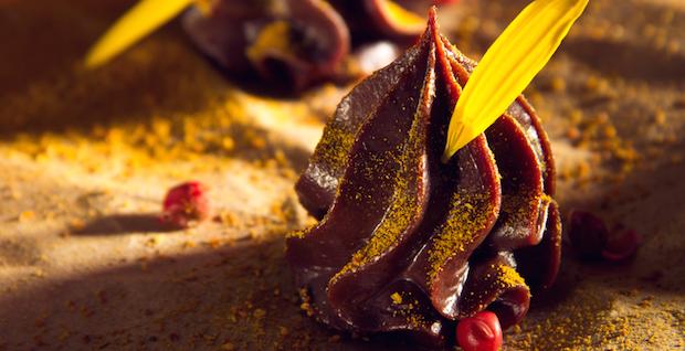 Trufas de chocolate creativas de Román Joglar