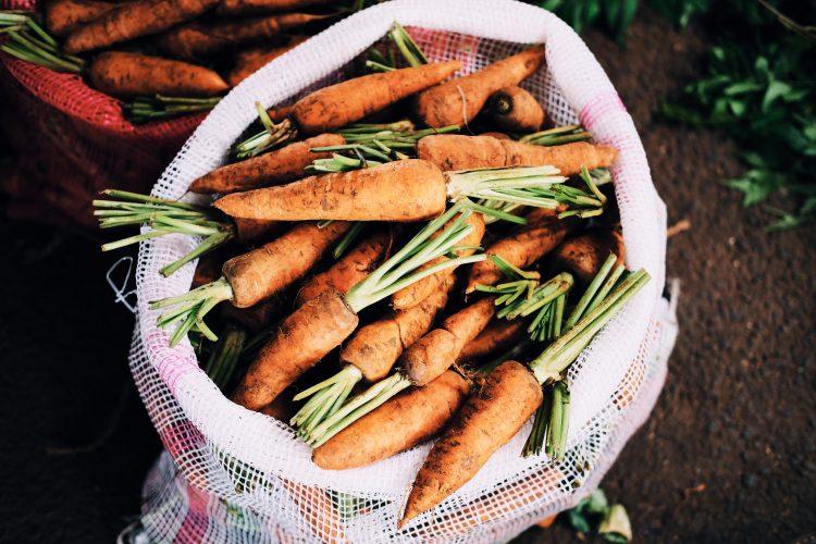 Arroz integral con zanahoria