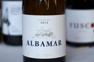 Bodegas Albamar con Xurxo Alba