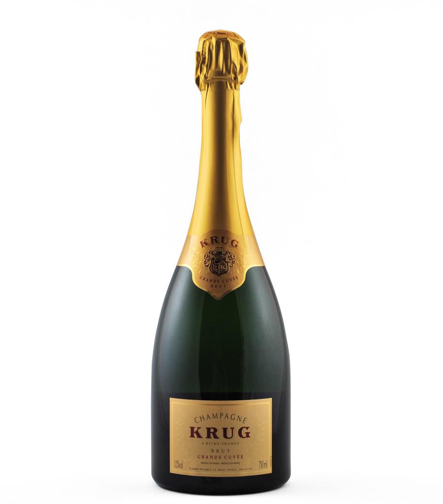 KRUG GRANDE CUVÉE (A.O.C. Champagne)