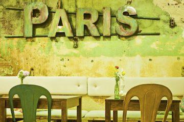 O París. L'amour en Santiago de Compostela