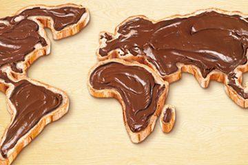Recetas fitness. Crema de chocolate tipo nutella.