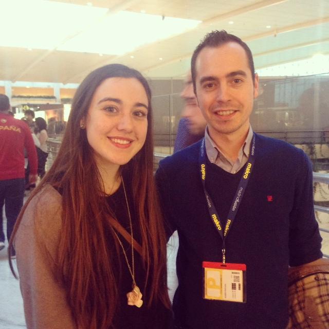 Ruben Pertura, representante de Aragón en Madrid Fusión 2015 y un joven del cocinero del que oiremos mucho hablar de él.