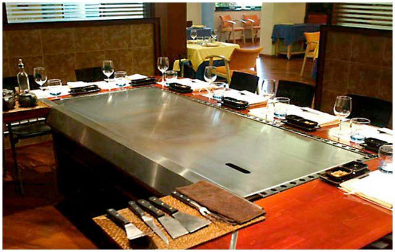 Restaurante shushi De Labra en Oviedo