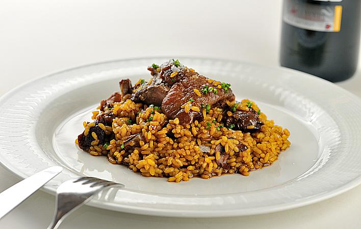arroz con pitu
