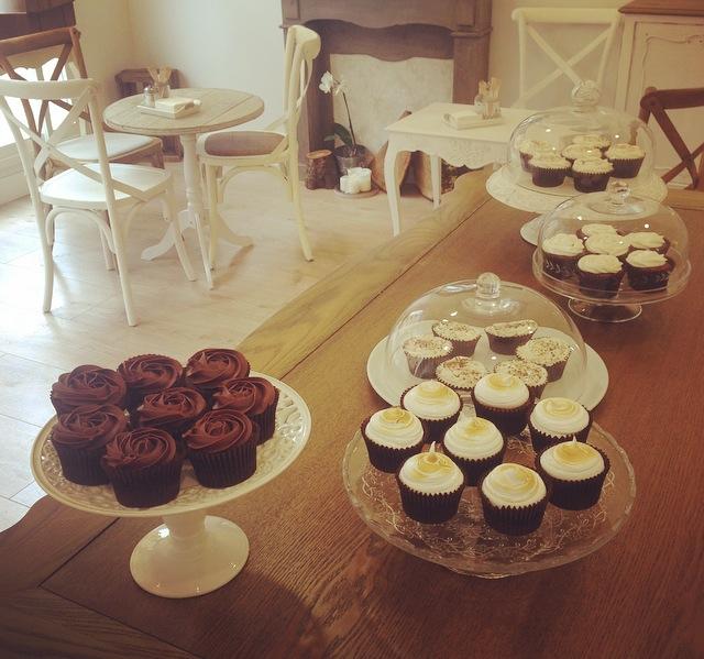 Cupcakes de Ma Petite Patisserie