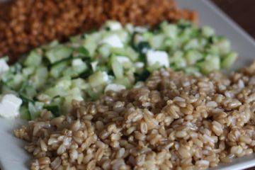 ¿Cómo consumir la avena fuera del desayuno? Receta fácil, rápida y sana para un almuerzo completo.