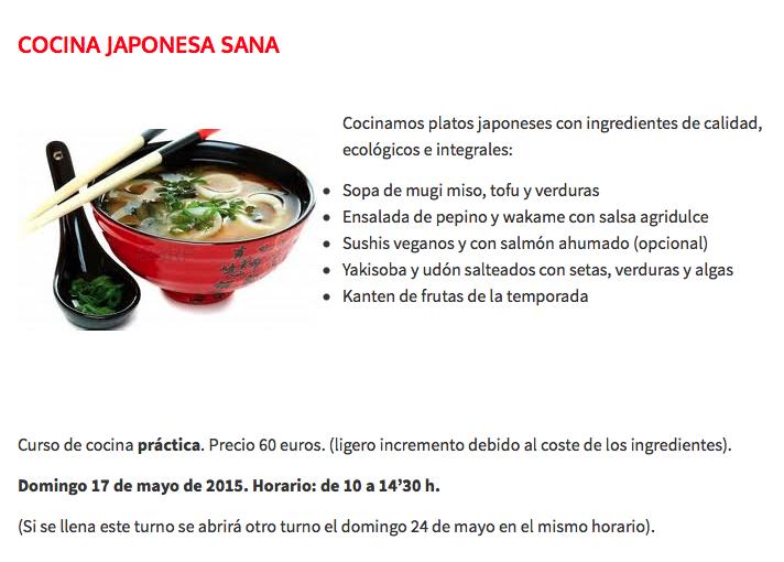 cocina japo