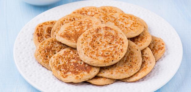 Recetas fitness: Tortitas de trigo sarraceno