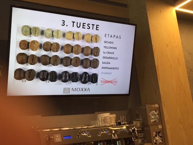 Mokka cafe Madrid