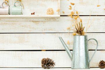 Gastrodecoración: decorar con objetos de cocina cotidianos.
