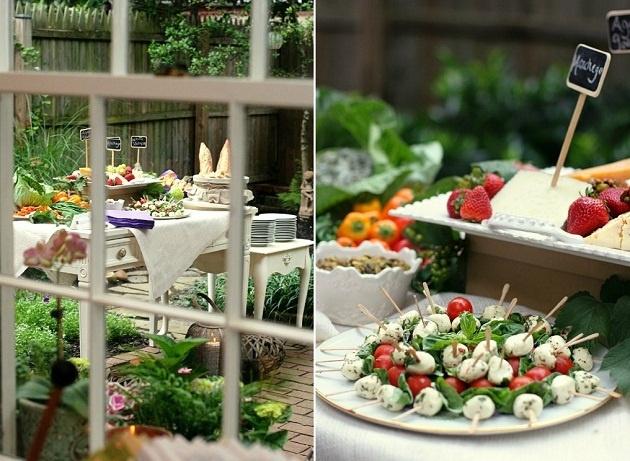 Záhradná-party-servírovanie