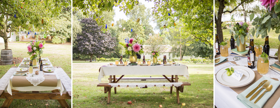 english-beer-garden-picnic-table-setting