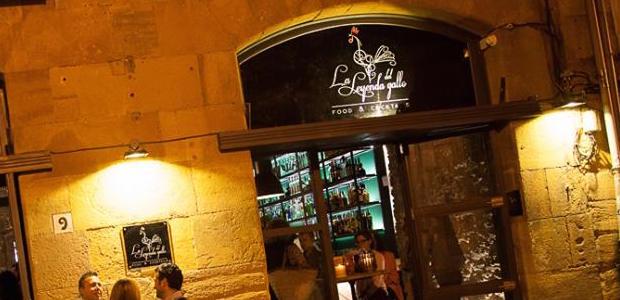 La Leyenda del Gallo Food & Cocktails, nuevo local de moda de la noche ovetense.