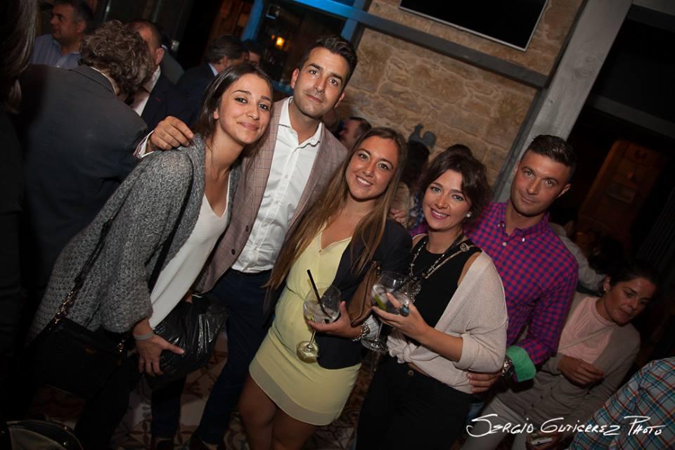 Fotos de la inauguración de La Leyenda del Gallo Food & Cocktails