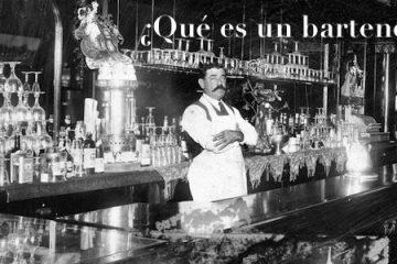 ¿Qué es un bartender? 5 puntos esenciales que todo barman ha de tener