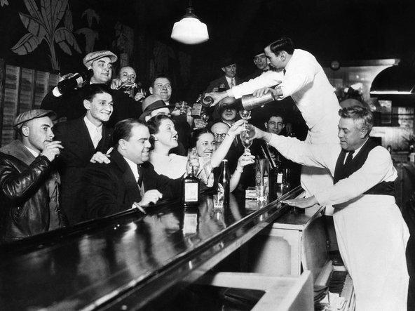 Diversión siendo Barman