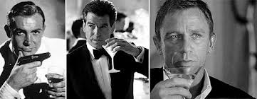 Martini James Bond