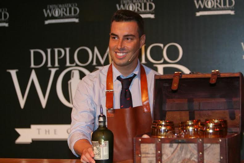 Jorge Nicolás Serrano Bartender