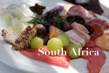 Recuerdos de un gastroviaje a... Sudáfrica