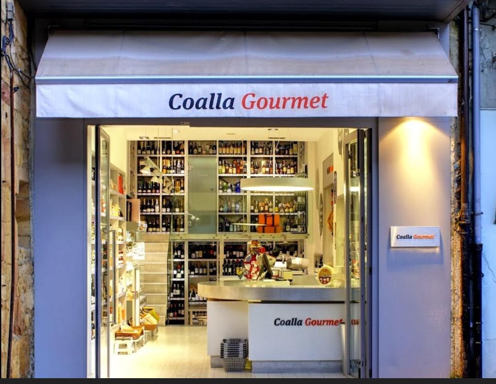 Coalla Gourmet en Oviedo