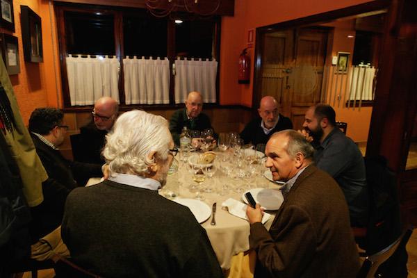 ColegioCriticos+AlvaroFaes+MiguelLano+FrancisVega