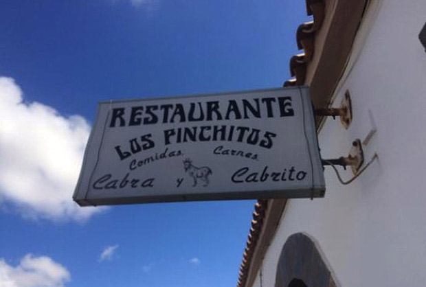Los Pinchitos