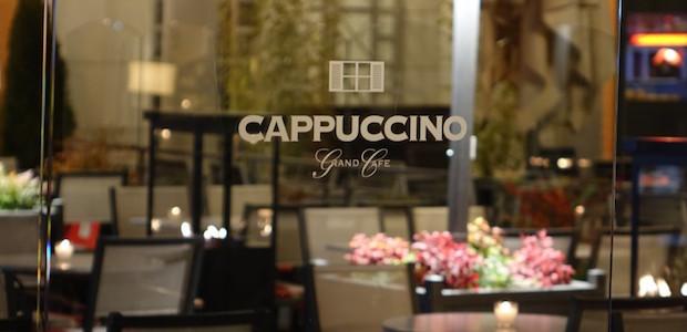 Capuccino La Moraleja. Un nuevo gran café en Madrid.