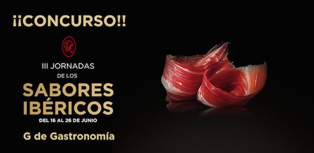Concurso Instagram #SaboresIbericos