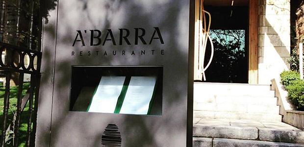 El reinventado concepto 'SHOWCOOKING' de A'BARRA restaurante.
