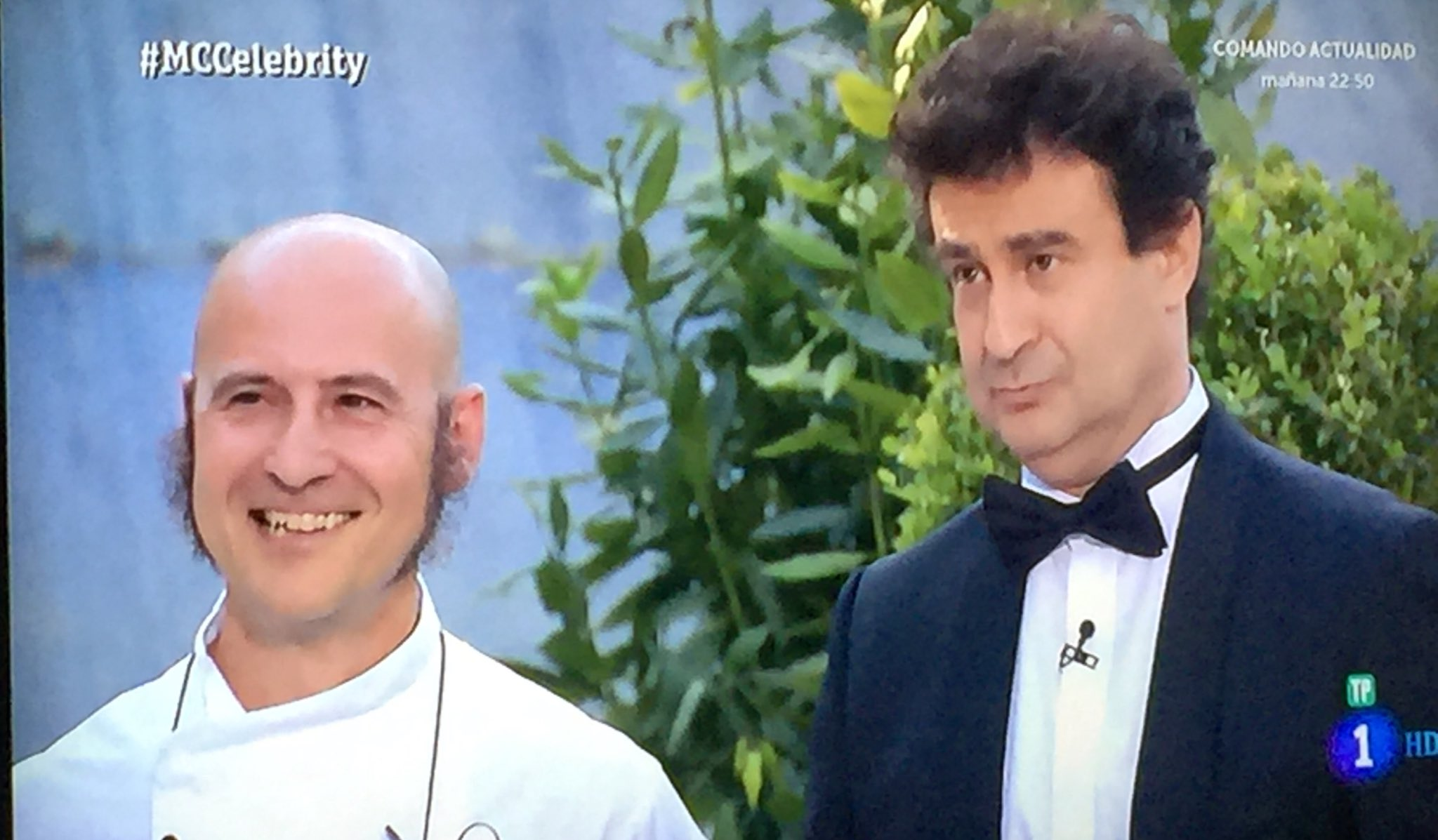 Fito en Master Chef