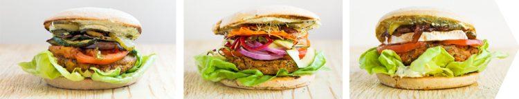 VIVA BURGER: Estupendamente vegano