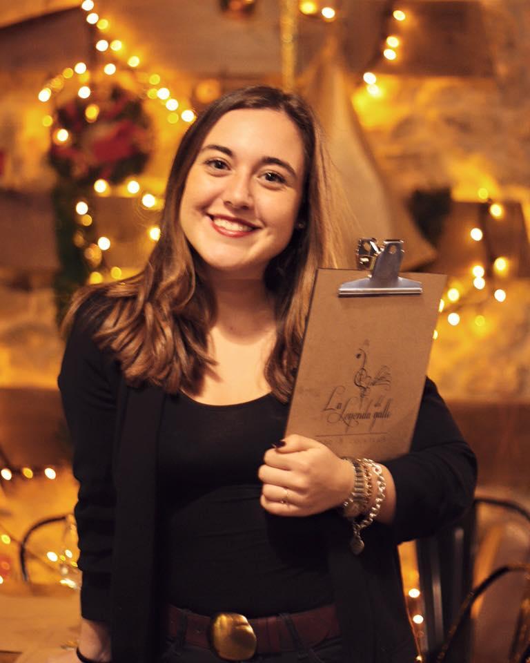 Carmen Ordíz de G de Gastronomía