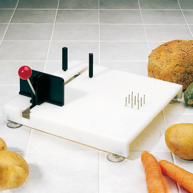 Elementos de sujeción para platos, preparación de alimentos o tetrabriks.
