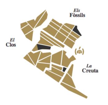 Monje Jimeno es un queso que se elabora con leche de oveja cruda madurado en una cueva de vino en Ardón