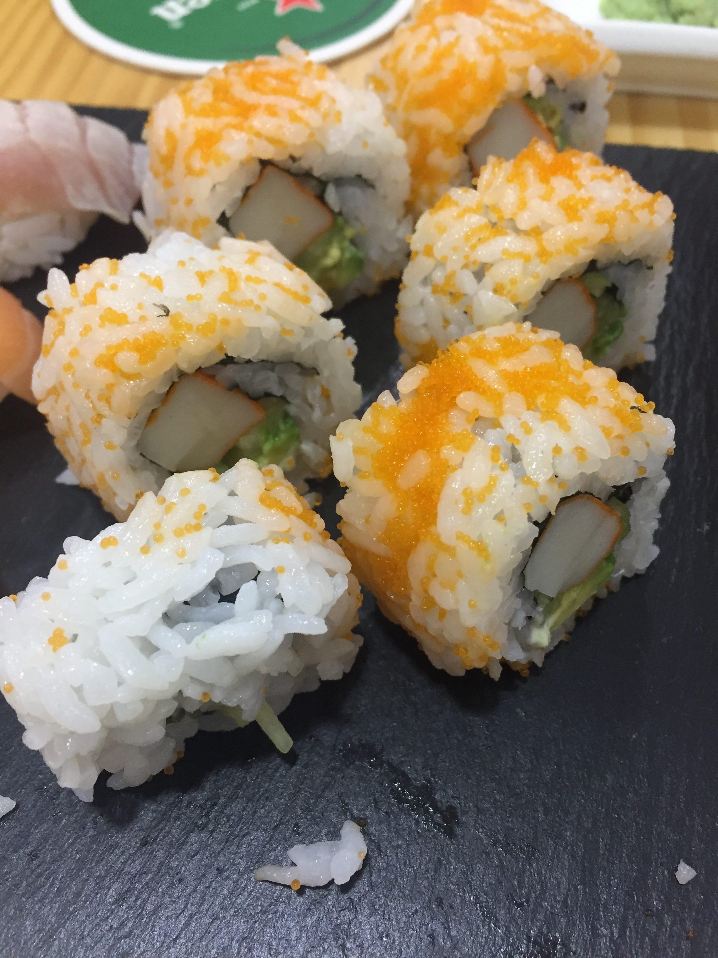 Sushi e. El mejor sushi de Corralejo - Fuerteventura