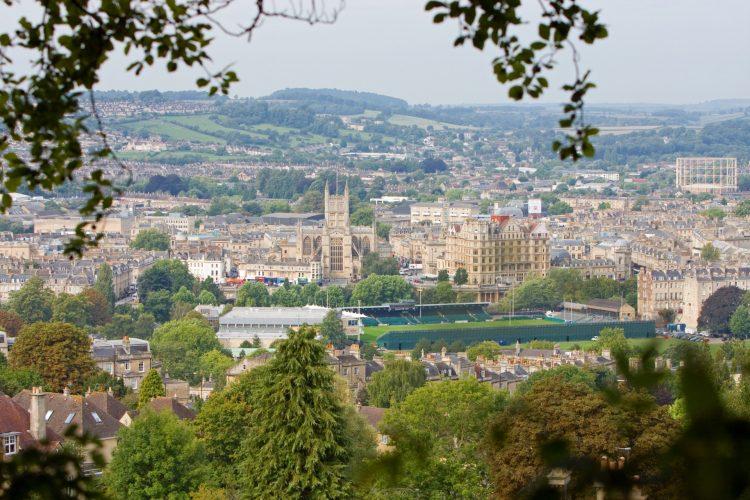 ¿Qué visitar cerca de Londres? Bath