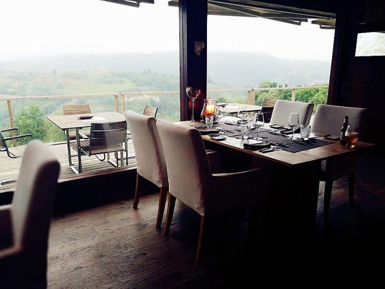 Los Llaureles, restaurante y habitaciones rurales en pleno paraíso