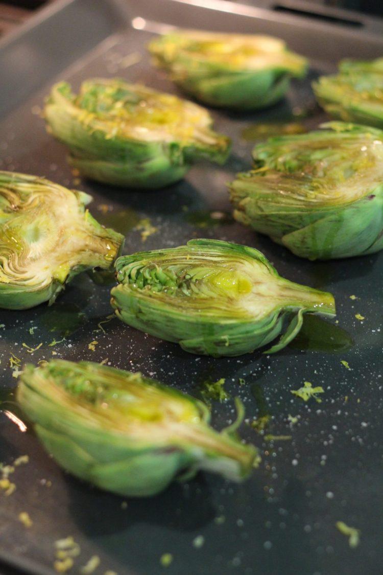 Cocinar alcachofas de forma sencilla
