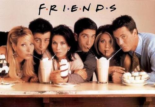 El papel fundamental de la comida en la mítica serie Friends